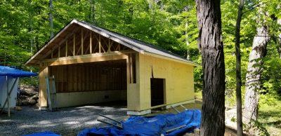 Garage Roof Shingles